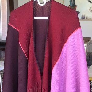 Rene Derhy, wrap shawl